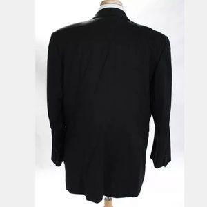 Canali Suits & Blazers - 🎉HP🎉 CANALI NAVY BLUE PROPOSTA WOOL BLAZER SZ 52